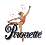 Pirouette dancer original version