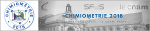 Chimiometrie 2018 Conference