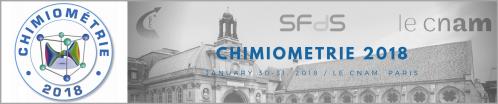 chimiometrie 2018 banner
