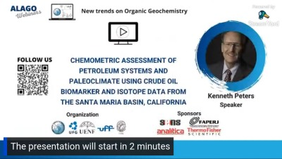 ALAGO Webinars - Petroleum Systems with Kenneth Peters