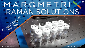 MarqMetrix Raman Solutions